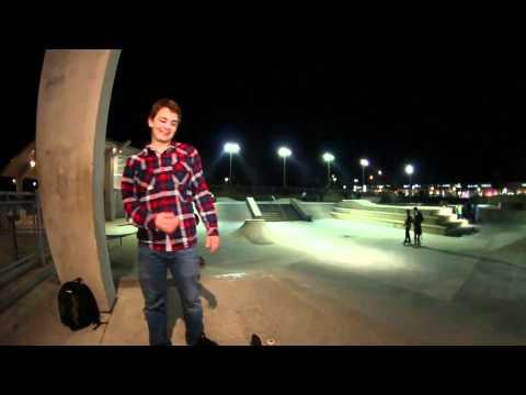 Arlington Skatepark Night Session