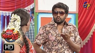 Hyper Aadi Raising Raju Performance  Jabardasth  22nd December 2016 ETV  Telugu