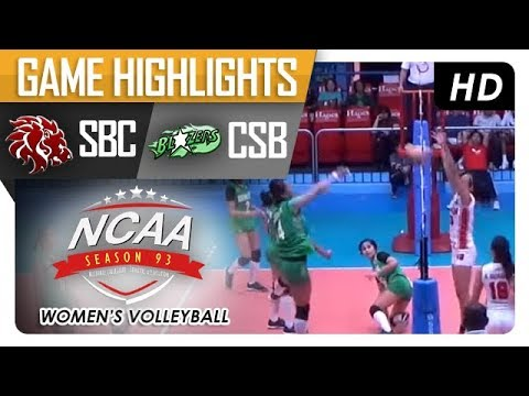 NCAA 93 WV: SBC vs. CSB | Game Highlights | January 16, 2018