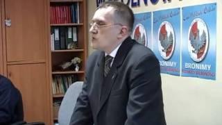 Mat. archiwalny Twarze zdrady. Czy konieczne będzie IV Powstanie Śląskie?