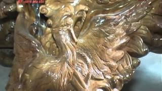 preview picture of video 'Nghệ thuật gỗ lũa , nghệ nhân nguyễn quang vịnh , chiêm hóa , tuyên quang'
