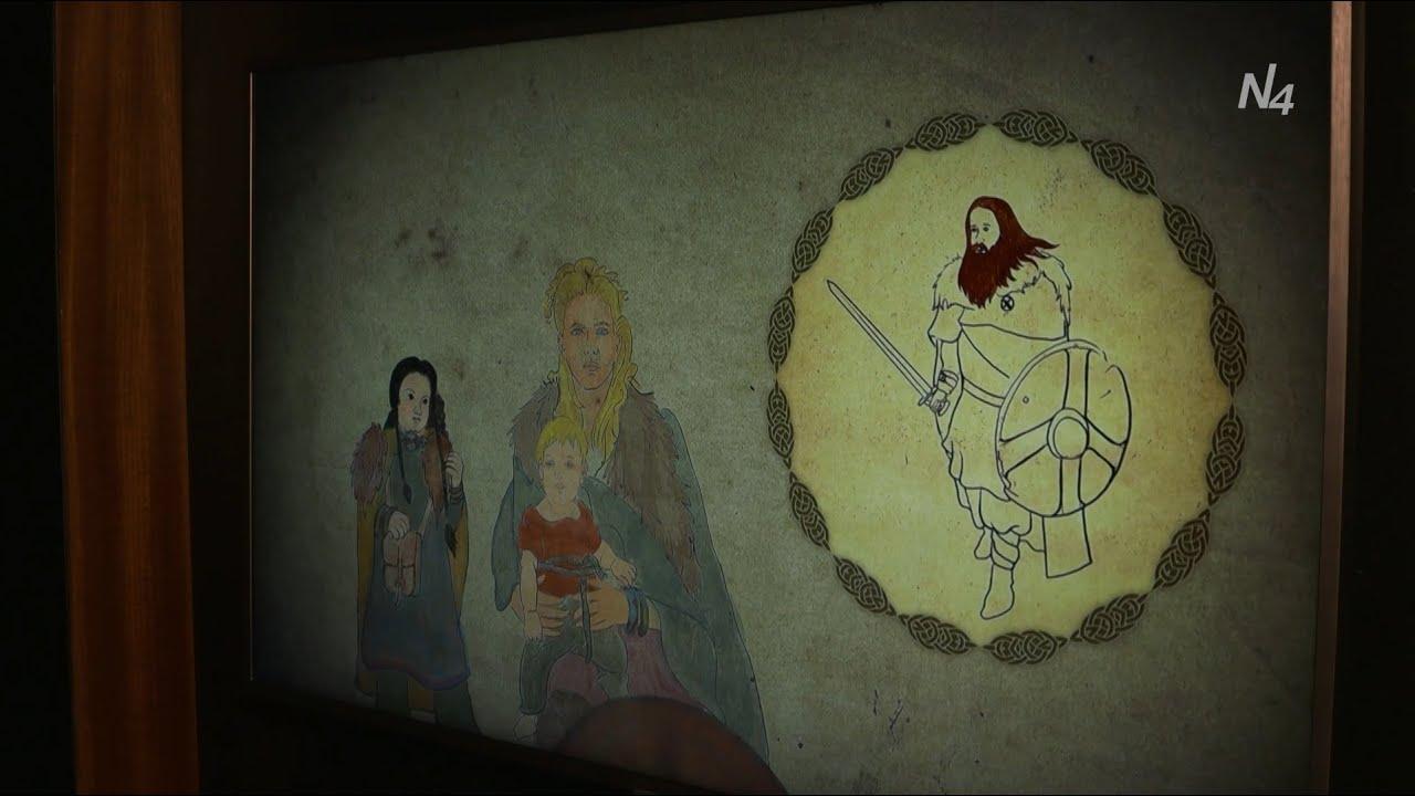 Að Vestan - Vínlandssetur The Leif Eriksson CenterThumbnail not found