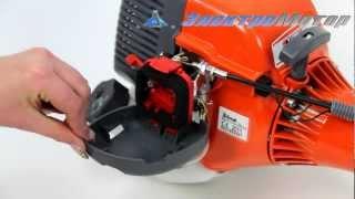 Мотокоса Oleo-Mac Sparta 25 TR от компании ПКФ «Электромотор» - видео