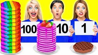 La sfida 100 strati di cibo #7 da Multi DO Challenge