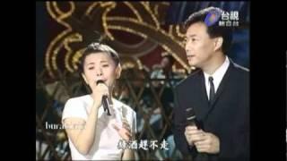 張清芳 藝界人生 寂寞 送君珠淚滴 (+費玉清) 棚內LIVE版