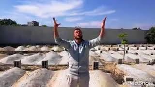 اغاني طرب MP3 فلسطيني من غزة يكلم الاموات ويناجي الله من المقبرة ( هيما بربخ تحميل MP3