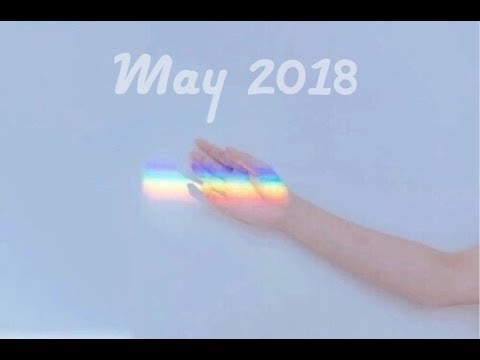 my kpop playlist: current favorites | may 2018