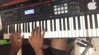 Cover piano la travesía Juan Luis guerra