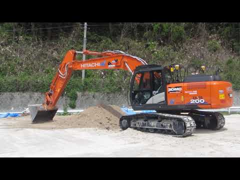 建設現場の紹介 introduction of construction site 大町建設事務所