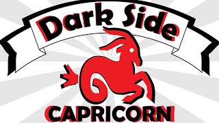 Unknown DARK Side Of Capricorn Zodiac Sign