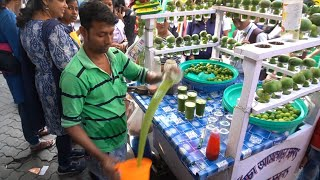 AAM PORA SHORBOT: Summer Special Mango Juice Tasty Drinks In India - Indian Street Food Kolkata