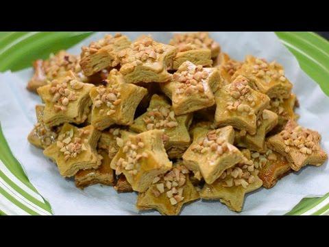 Video Resep Kue Kering Kacang