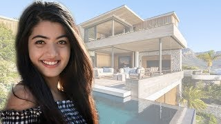 Rashmika Mandanna LifeStyle , Biography, Net Worth,Favourites,family And Gallery  | Movie Sarkar