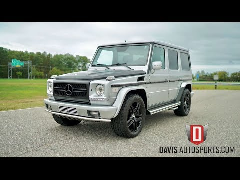 Davis AutoSports MERCEDES G55 AMG / UPGRADED WHEELS AND MORE / FOR SALE
