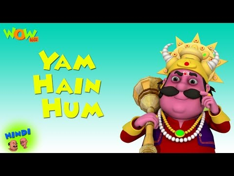 Yam Hain Hum - Motu Patlu in Hindi WITH ENGLISH, SPANISH & FRENCH SUBTITLES