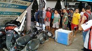 Kecelakaan Maut Truk Meluncur di Bumiayu Tabrak 15 Kendaraan dan Menewaskan 4 Orang