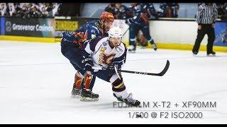 Sports Photography as a Spectator – Ice Hockey