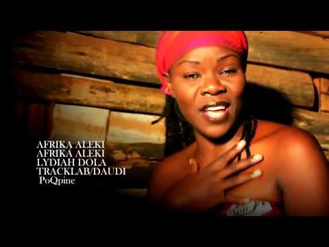 Afrika Aleki Lydiah Dola  Official HD video)