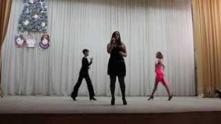 Nirca Lada - Crazy All My Life (cover of Daniel Powter)