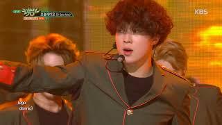 뮤직뱅크 Music Bank - 오솔레미오(O Sole Mio) - SF9.20171124