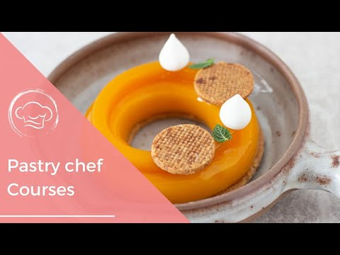 Pastry Chef Courses - Pastry Chef Courses Online - Selection Of Recipes For Pastry Chefs And Courses