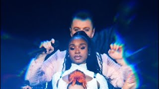 Normani & Sam Smith Perform Dancing With A Stranger (Live @ Jingle Ball)   FOR THE FIRST TIME EVER