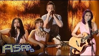 Bamboo sings '214' with Rivermaya, Arnel, Zia, Princess & Yeng