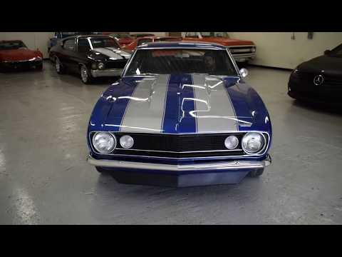 1967 Chevrolet Camaro for Sale - CC-1018889