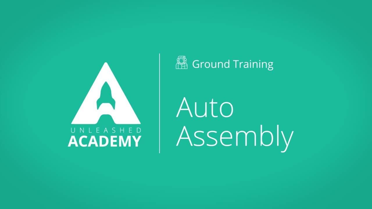 Auto Assembly YouTube thumbnail image