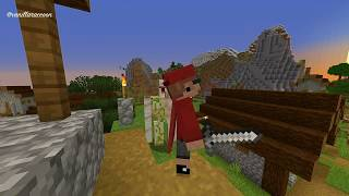 Medieval Survival House | Minecraft 1 14 Dark Oak Forest