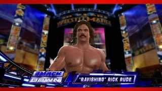 WWE 2K14 Entrances & Finishers Videos: Rick Rude