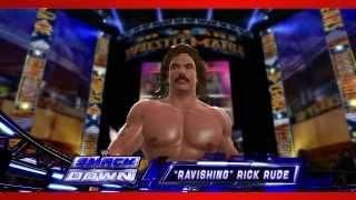 WWE 2K14 Entrances & Finishers Videos: Rick Rude