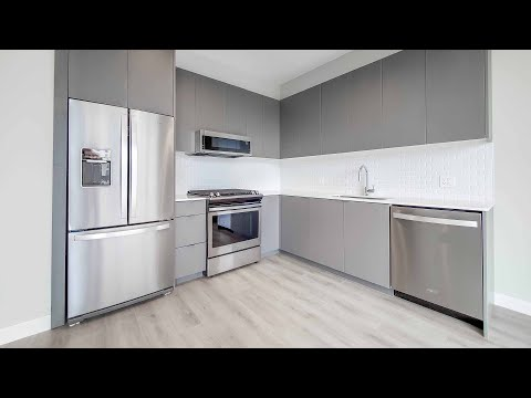 A River North 1-bedroom WA19 at 23 West Apartments at One Chicago