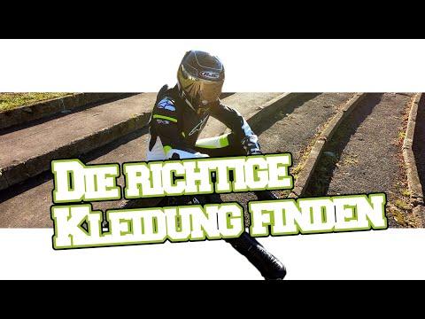 Die richtige Motorradkleidung finden - Leder vs. Textil, Einteiler vs. Zweiteiler