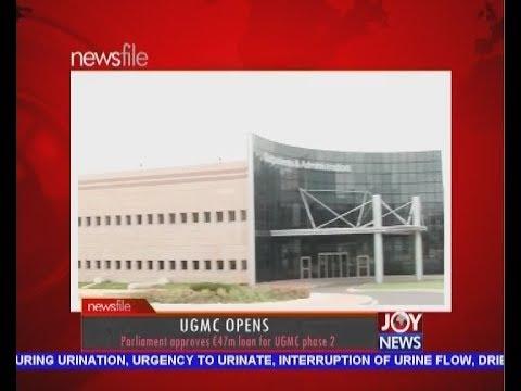 UGMC Opens - Newsfile on JoyNews(21-7-18)