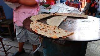 OAXACA MARKET & Trying Oaxaca Food - Ocotlan De Morelos   Food And Travel Channel   Oaxaca, Mexico