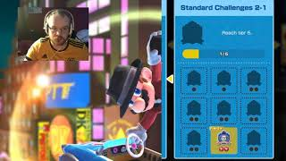 How to reach Tier 5 in Mario Kart Tour and beat the Challenge