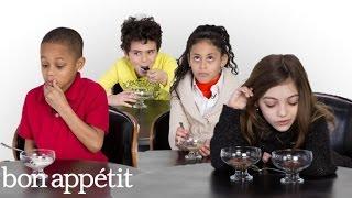 Kids Taste Test Ben & Jerry's New Non-Dairy Ice Cream