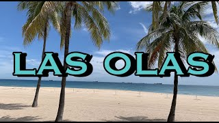 Fort Lauderdale Beach & Las Olas Boulevard