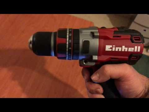 Atornillador Einhell TE-CD 18V Brushless