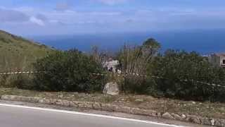 preview picture of video 'MONTE ERICE - 56esima Cronoscalata. 2° parte'