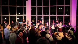 Can't Hide Love [Earth Wind & Fire] - NikKollective LIVE @ The Berklee Caf