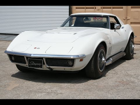 Video of '69 Corvette - LZLY