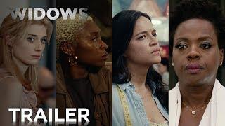 Trailer of Widows (2018)