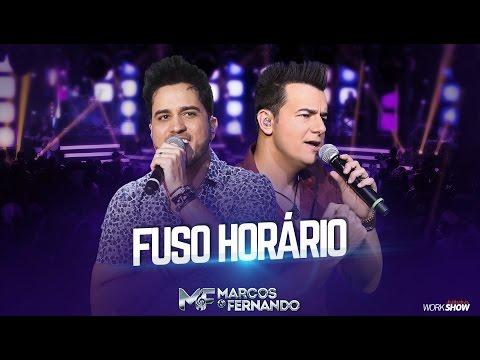 Fuso Horário - Marcos e Fernando