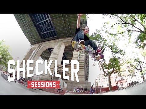 Sheckler Sessions - New York Skate of Mind - Ep 4