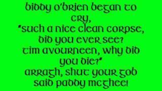 Finnegans Wake - The Irish Rovers