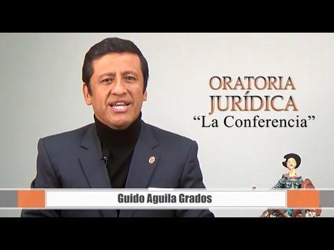 ORATORIA JURÍDICA - LO QUE NO DEBEMOS HACER EN UNA CONFERENCIA - Tribuna Constitucional 56