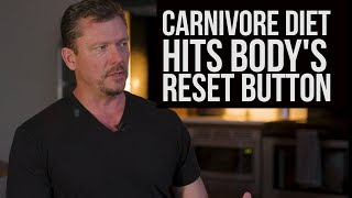 Ken Berry, MD: Keto & Carnivore (fatty meat) Saved His Health