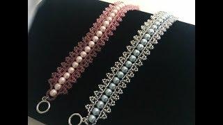 Lacy Beaded Bracelet 💞